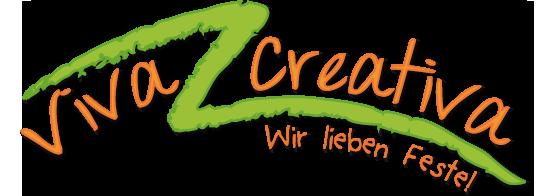 Viva Creativa - Wie lieben Feste!-Logo